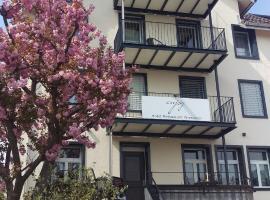 Hotel Enjoy, hotel near St. Gallen-Altenrhein Airport - ACH, Goldach