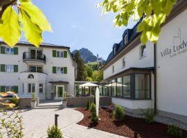 Villa Ludwig Suite Hotel / Chalet, hotel romantico a Hohenschwangau