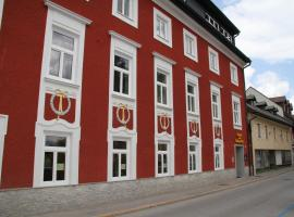 Hotel zum Heiligen Geist, hotel v Mariazelli