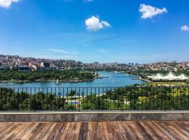 Terrace Suites Golden Horn, hotel in Istanbul