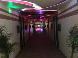 Hotel & Villas 7, hotel near Benito Juarez International Airport - MEX, Mexico City