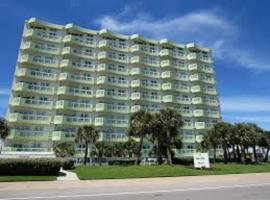 Galveston Oceanfront, apartment in Galveston