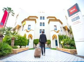 Ibis Oujda, hotel near Angads Airport - OUD, Oujda
