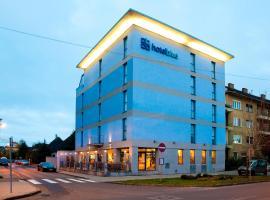 Hotel Blue Bratislava, hotel poblíž Mezinárodní letiště M. R. Štefánika – Bratislava - BTS,