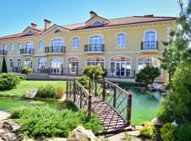 Hotel Villa Venice, hôtel à Vinnytsia