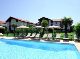 Hotel & Appartements Gochoki, hôtel à Bidart
