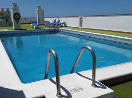 Apartamentos Girasol II, hotel que admite mascotas en Puerto de la Cruz