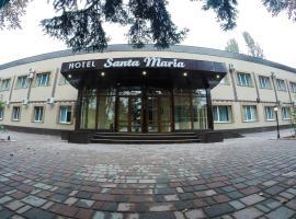 Hotel Santa Maria, отель в Мариуполе