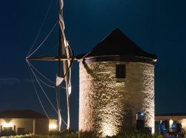 The Windmill Resort, ξενοδοχείο στα Μητάτα