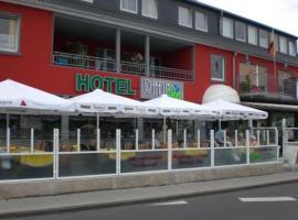 Hotel Rhein INN, hotel in Remagen