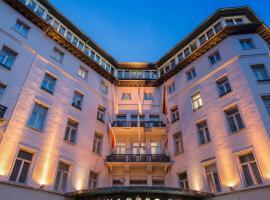 Radisson Blu Hotel Schwarzer Bock Wiesbaden, hotel in Wiesbaden