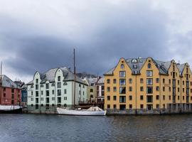 Hotel Brosundet, hotel near Trollstigen, Ålesund