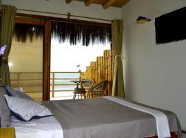 B&B Las Pocitas, guest house in Máncora