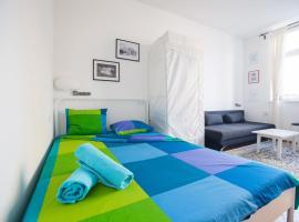 Center eazZynight 2, apartment in Zagreb