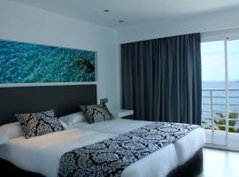 Hotel Náutico Ebeso, hotel in Ibiza Town