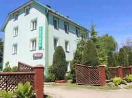 Hotel Yasinya, hotel v destinaci Jasiňa