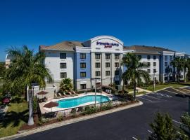 SpringHill Suites by Marriott Naples, golf hotel in Naples