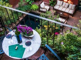BE Jardin Escondido By Coppola, hotel in Buenos Aires
