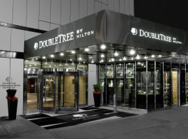 DoubleTree by Hilton Metropolitan New York City, hotel near United Nations Headquarters, New York
