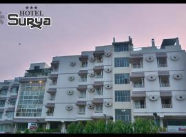 Hotel Surya, hotel in Indore