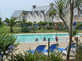 L'Eclose - Cap Marine, hôtel au Guilvinec