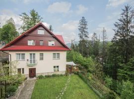 Villa Kokosowa – hotel w pobliżu miejsca Wyciąg narciarski Wisla Nowa Osada w Wiśle