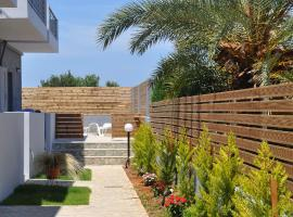 Ble Island, serviced apartment in Hersonissos