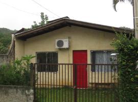 Apartamento Aconchegante Cabeçudas, apartment in Itajaí
