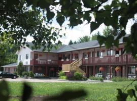 Motel Le Radisson de Val-David, motel à Val-David