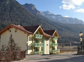 Hotel Maria, hotel in Monclassico