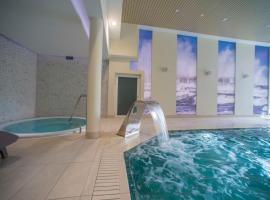Wellness & Spa Park, hotel with jacuzzis in Kołobrzeg
