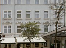 Hotel Sächsischer Hof, ξενοδοχείο στο Κέμνιτς