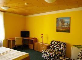 Pension Duel, hotel v destinaci Ústí nad Labem