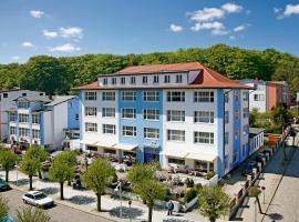 Hotel Xenia, Hotel in Ostseebad Sellin