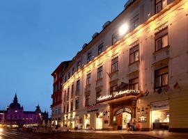 Palais Hotel Erzherzog Johann, hotel in Graz