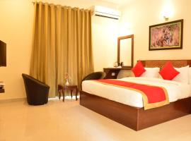 Clarissa Resort, luxury hotel in Rāmnagar