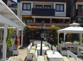 Станкоф Хотел, хотел близо до Стария град Несебър, Несебър
