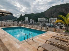 コパカバーナ マール ホテル、リオデジャネイロ、コパカバーナのホテル