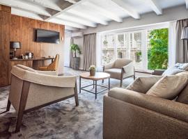 Nomad Luxury Suites, smještaj kod domaćina u Beogradu
