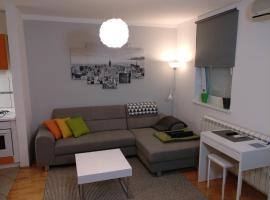 Apartman Luna near Zagreb Airport, hotel in Velika Gorica