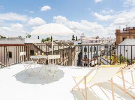 thesuites Sevilla, pet-friendly hotel in Seville