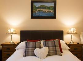 Cedars Guest House, accommodation in Aberdeen