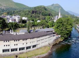 Hôtel La Source, hôtel à Lourdes