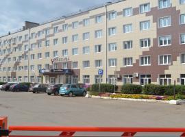 Спутник Отель, отель в Вологде