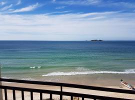 Palm Beach Apart Hotel, hotel in Florianópolis