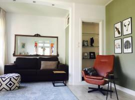 Tastefull double story 2 bedroom appartment/house, apartment in Haarlem