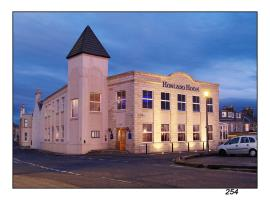 Horizon Hotel, hotel in Ayr
