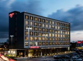 Hampton Inn By Hilton Cancun Cumbres, hotel in Cancún