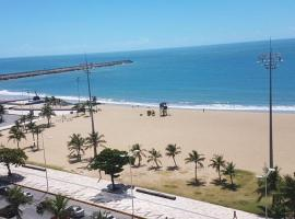 Apart-Hotel Terraços do Atlântico, hotel near INACE - Naval Industry of Ceara State, Fortaleza