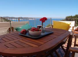 Myrtos Bay Apartments, hotel blizu znamenitosti Plaža Mirtos, Anomeriá